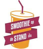 Smoothie op de stand | Cascara Events